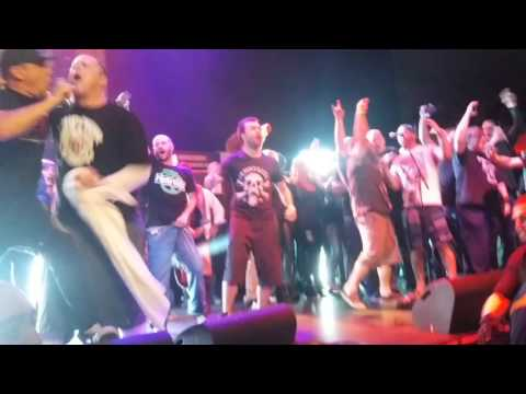 Pennywise Bro hymn live at the Palladium