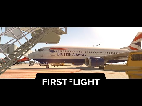 Welcome to Real Flight Sim World 2018 l XP11 Movie by Fly Sim