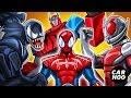 Masked Spider Compilation Ep 01-04【Marvel's Spider-man Parody】