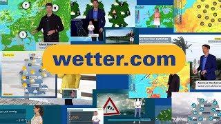 Unser aktueller TV-Spot von wetter.com
