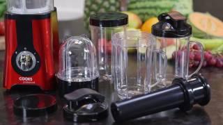 Cooks Professional Multi Function Blender