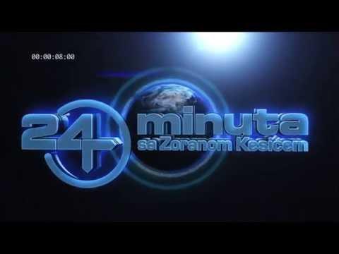 24 Minuta Sa Zoranom Kesićem - 83. Epizoda, 2. Deo