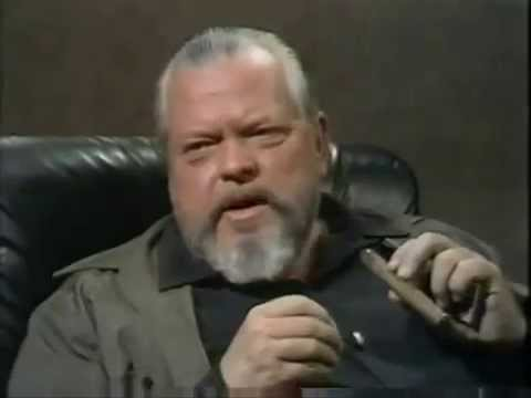 Orson Welles talks about Bullfighting