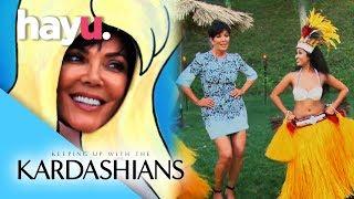 Gambar cover Kris J Needs a Lei | Keeping Up With The Kardashians