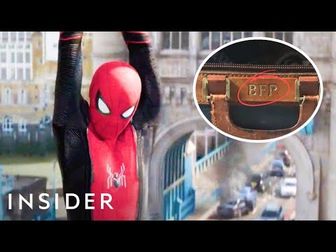 What The Spider-Man: Far From Home Trailer Really Means