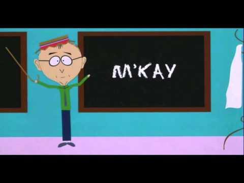 It's Easy 'Mmkay - South Park (with Lyrics) [HD]