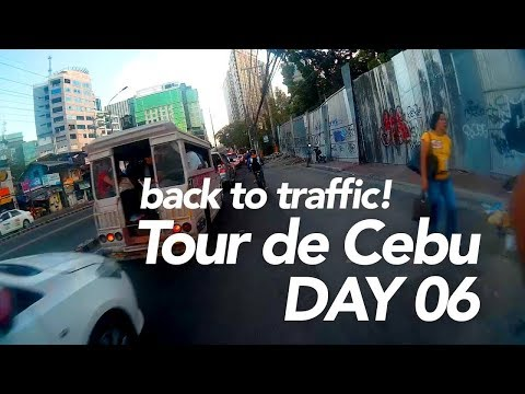 Biking the Entire Island of Cebu DAY 06 (Bogo, Catmon, Danao, Cebu City!)