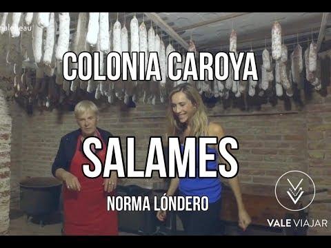 CORDOBA - Colonia Caroya - Salames Norma Londero
