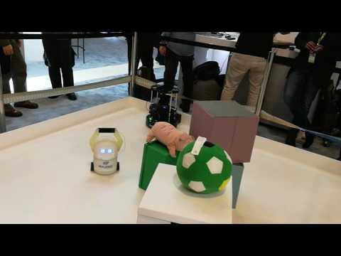 Intel RealSense Euclid a IDF2016