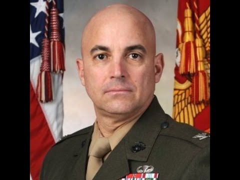 ALL MARINE RADIO: Col. Christopher Tavuchis, CO of the 11th Marine Regiment