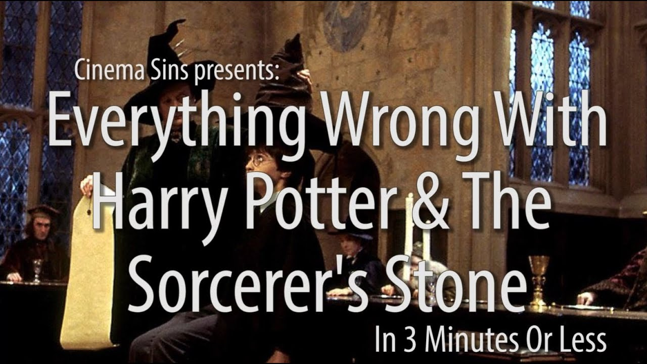 HARRY POTTER, SORCERY AND FANTASY