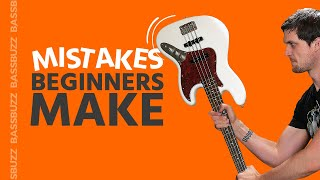 Beginner Bass Mistakes (5 Tİps to Suck Less)