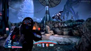 Mass Effect 3 Insanity Difficulty - Palaven Moon (1/2)