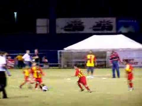 Islanders FC vs San Lorenzo FC