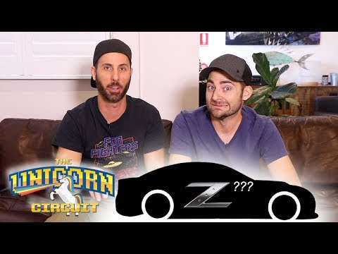 A new Nissan Z Car and human gut facts to turn you off your lunch [UNICORN CIRCUIT EP47]
