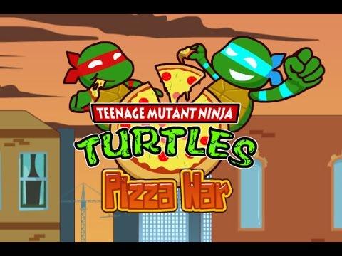 Ninja Turtles Pizza Wars (Черепашки ниндзя пицца войны)