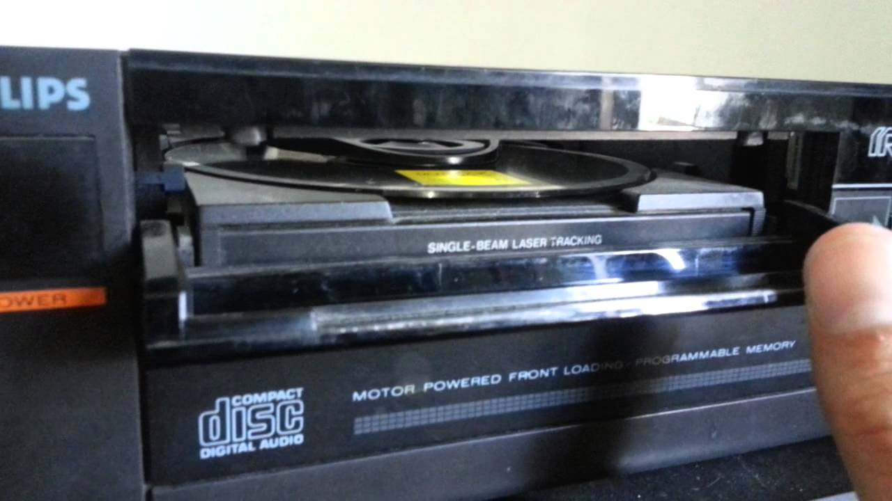 philips cd150 another nice cd player that sounds great youtube rh youtube com Philips TV User Manual Philips Ultrasound User Manuals