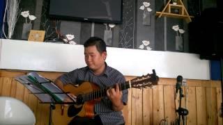 Yêu lại từ đầu -Khắc Việt - Guitar Cover