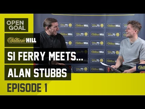 Si Ferry Meets...Alan Stubbs Episode 1 - Early Celtic Days with the 3 Amigos, Stopping the 10