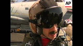 PERSIAN GULF/KUWAIT: US MILITARY BUILD UP CONTINUES UPDATE