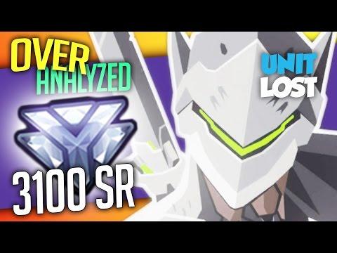 Overwatch Coaching - Genji - DIAMOND 3100 SR - [OverAnalyzed]