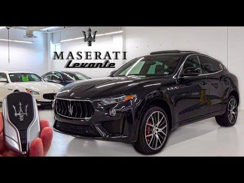 2019 Maserati Levante GTS Review - Maserati Of Arlington Virginia