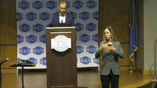 Coronavirus in Oklahoma: Holt provides update on city's response