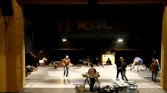 Time lapse set strike Amherst Leisure Services 2014