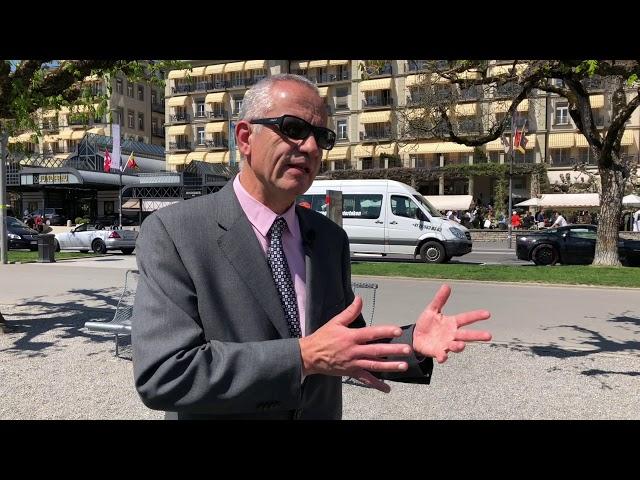 Medical Days Interlaken - Professeur Vincent Mooser