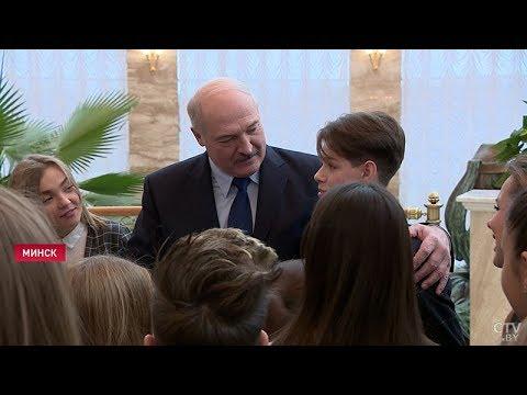 """""""Если выиграем, я тебя прощаю"""". Лукашенко и таланты детского «Евровидения-2018»"""