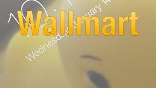 New Tweak: Wallmart