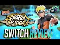Naruto Shippuden Ultimate Ninja Storm Trilogy Switch Review の動画、YouTube動画。