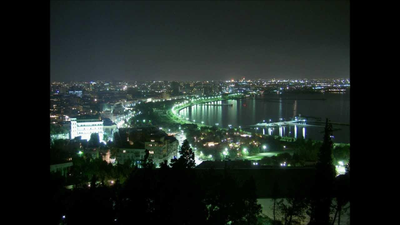 Vagif Mustafazade - Night Baku (Ronfoller & Ahmed Suleymanov Edit)