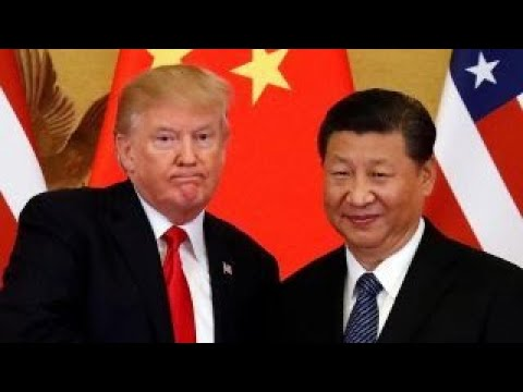 Trump says he's optimistic about trade deal with China Mp3