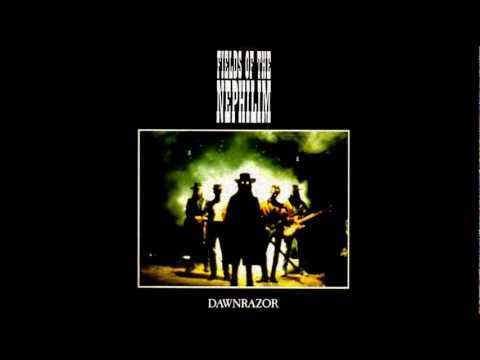 FIELDS OF THE NEPHILIM - Intro (The Harmonica Man) + Slow Kill