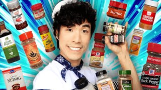 Eugene Ranks Every Spice In His Kitchen Cabinet