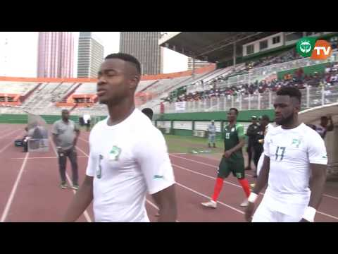 U23 RESUME DU MATCH  (ELIM CAN 2019)  COTE D'IVOIRE 6 - 1 NIGER