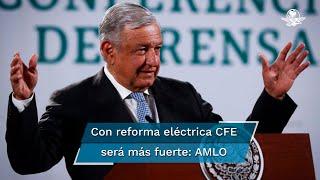 De acuerdo con el presidente Andrés Manuel López Obrador, la medida ayudará a fortalecer a la Comisión Federal de Electricidad y evitará crisis como sucedió con la escasez de gas proveniente de Texas