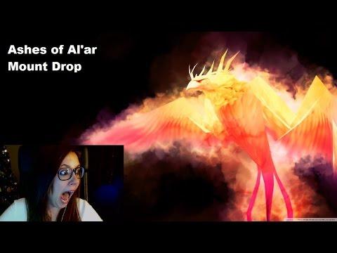 Ashes of Al'ar Mount Drop