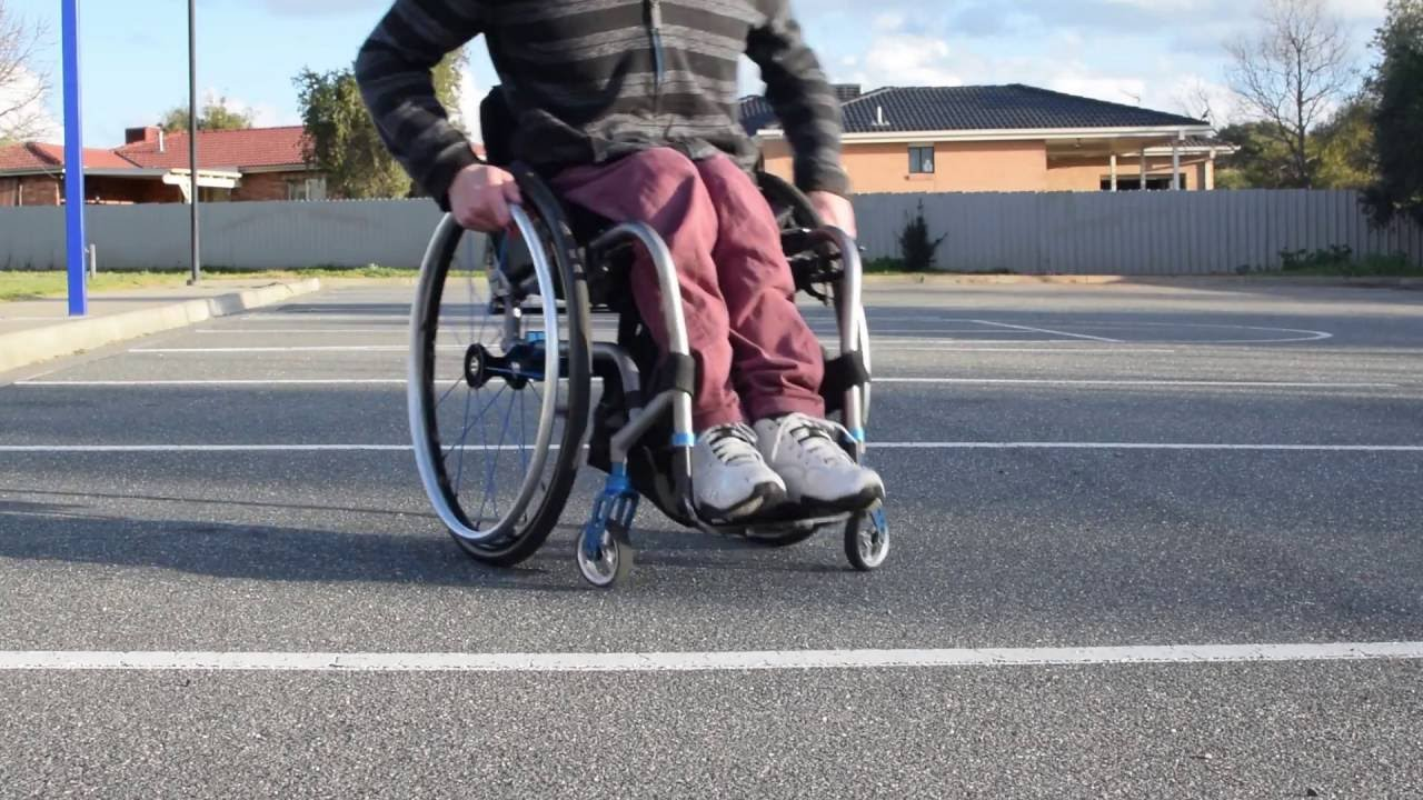 Electric bike adaption for wheel chair youtube - Materials Technology Of A Modern Wheelchair