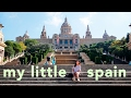 🇪🇸Travelog : My Little Spain - Traveling Madrid, Granada & Barcelona