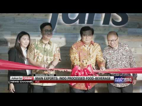 Indonesia, US Establish Direct Trade Route From Jakarta To Los Angeles