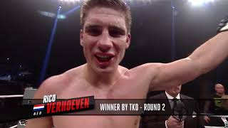 GLORY in 60: Rico Verhoeven   Champion