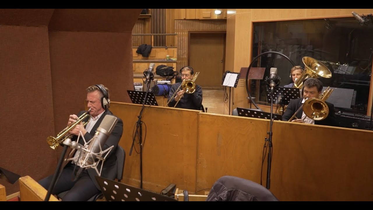 Another cool video of BTO &  composer Linus Lau - Moscow remote recordings