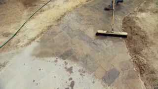 Easy Way to Seal New Pavers for Patio or Driveway