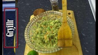 how to make guacamole  Spicy guacamole