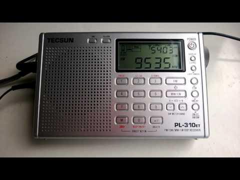 Radio Exterior de Espana 9535khz - 18/08/2013