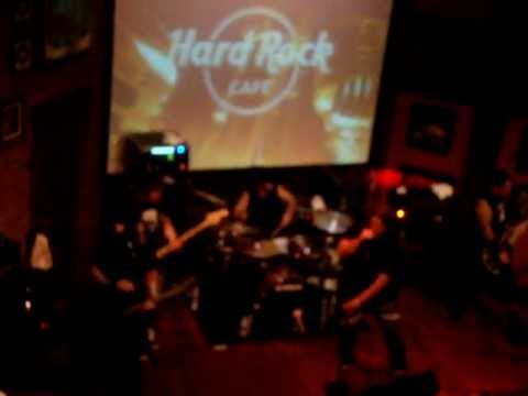Evolve Thru Scars Live at the Hard Rock in Memphis Tn 9/22/12