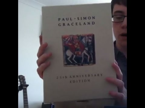 Paul Simon Graceland Boxset + Recent Vinyl Finds