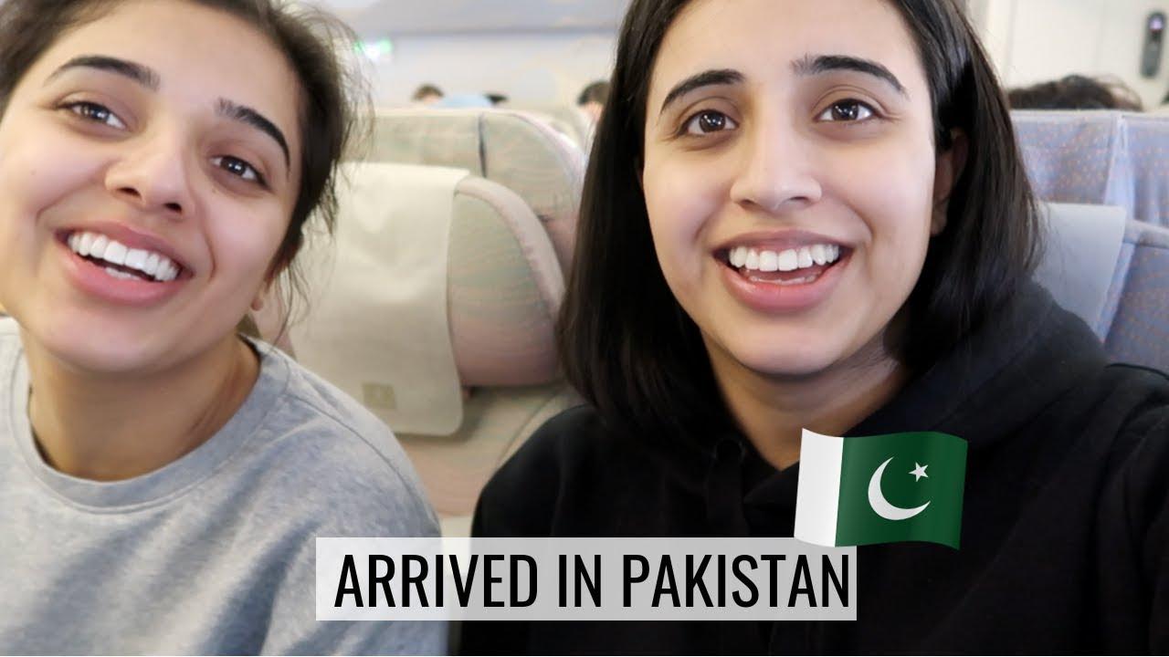 ARRIVED IN PAKISTAN! | Pakistan Vlog